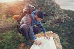 Χαμένο άτομο βουνών στοκ φωτογραφίες με δικαίωμα ελεύθερης χρήσης
