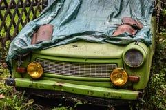 Χαμένο αυτοκίνητο Στοκ Εικόνες