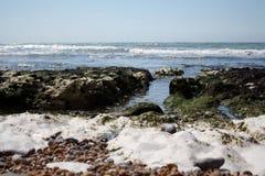 χαμηλή παλίρροια Στοκ Εικόνα