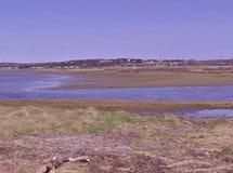 Χαμηλή παλιρροιακή λίμνη 3493 παλίρροιας στοκ εικόνα με δικαίωμα ελεύθερης χρήσης