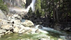 Χαμηλότερη πτώση Yosemite στο διάσημο Yosemite φιλμ μικρού μήκους