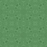 Χαμηλή αντιπαραβαλλόμενη πράσινη σύσταση με το σχέδιο του λειωμένου γυαλιού Στοκ Εικόνες