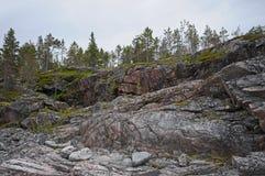 χαμηλή παλίρροια επίδρασης Στοκ φωτογραφίες με δικαίωμα ελεύθερης χρήσης