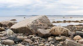χαμηλή παλίρροια πετρών Στοκ Εικόνες