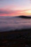 Χαμηλό σύννεφο Στοκ φωτογραφίες με δικαίωμα ελεύθερης χρήσης