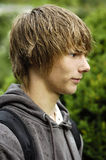 χαμογελώντας έφηβος Στοκ Φωτογραφία