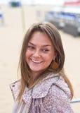 χαμογελώντας γυναίκες Στοκ Φωτογραφίες