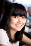 Χαμογελώντας κορίτσι Στοκ φωτογραφίες με δικαίωμα ελεύθερης χρήσης