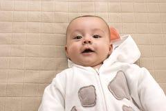 Χαμογελώντας μωρό στοκ εικόνες