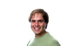χαμογελώντας νεολαίες ατόμων Στοκ φωτογραφία με δικαίωμα ελεύθερης χρήσης