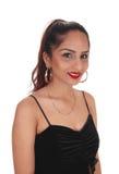 χαμογελώντας νεολαίες γυναικών πορτρέτου Στοκ φωτογραφία με δικαίωμα ελεύθερης χρήσης