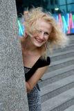 χαμογελώντας νεολαίε&sigmaf Στοκ Φωτογραφίες