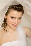 Χαμογελώντας νύφη Στοκ εικόνες με δικαίωμα ελεύθερης χρήσης