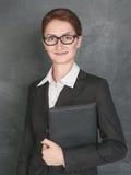 Χαμογελώντας δάσκαλος Στοκ εικόνες με δικαίωμα ελεύθερης χρήσης