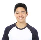 Χαμογελώντας έφηβος στοκ εικόνες με δικαίωμα ελεύθερης χρήσης