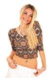 Χαμογελώντας κορίτσι. στοκ εικόνες με δικαίωμα ελεύθερης χρήσης