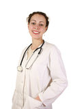 χαμόγελο γιατρών Στοκ εικόνες με δικαίωμα ελεύθερης χρήσης