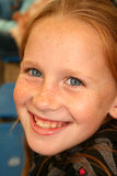 χαμόγελο κατσικιών στοκ φωτογραφία με δικαίωμα ελεύθερης χρήσης