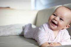 χαμόγελο μωρών Στοκ Φωτογραφίες