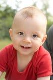 χαμόγελο μωρών Στοκ Εικόνα