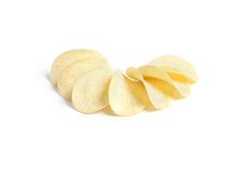 χαμόγελο πατατών τσιπ στοκ φωτογραφία με δικαίωμα ελεύθερης χρήσης