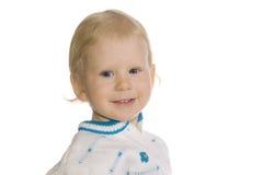 χαμόγελο πορτρέτου κορ&iota Στοκ Φωτογραφίες