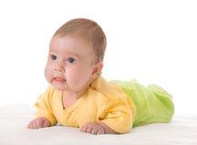 χαμόγελο σπορείων μωρών Στοκ εικόνα με δικαίωμα ελεύθερης χρήσης