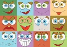 χαμόγελα Στοκ Εικόνες