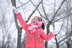 Χαμόγελο παιδιού Στοκ εικόνα με δικαίωμα ελεύθερης χρήσης