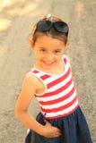 χαμόγελο πορτρέτου κορι στοκ εικόνες