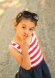 χαμόγελο πορτρέτου κορι στοκ εικόνα