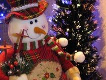 Χαμόγελο στα Χριστούγεννα Στοκ φωτογραφίες με δικαίωμα ελεύθερης χρήσης