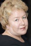 Χαμόγελο της γυναίκας Στοκ Εικόνα
