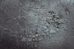 Χαοτική και θορυβώδης τέχνη σύστασης αργίλου στοκ φωτογραφία με δικαίωμα ελεύθερης χρήσης