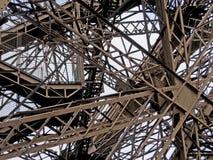 χαοτικός σίδηρος δοκών ράβδων στοκ φωτογραφίες