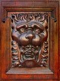 χαράζοντας daemon μεσαιωνικό &delta Στοκ Εικόνες