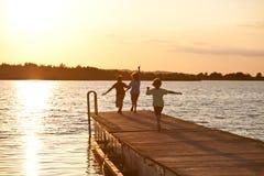 χαρά διακοπών Στοκ φωτογραφία με δικαίωμα ελεύθερης χρήσης