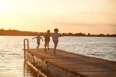 χαρά διακοπών Στοκ Φωτογραφία