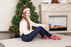 Χαρά Χριστουγέννων Στοκ Εικόνες