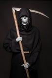 Χαρακτήρας αποκριών: Θάνατος Στοκ εικόνα με δικαίωμα ελεύθερης χρήσης