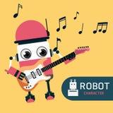 Χαρακτήρας ρομπότ Στοκ φωτογραφία με δικαίωμα ελεύθερης χρήσης