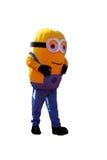 Χαρακτήρας Minion Στοκ Εικόνες