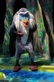 Χαρακτήρας Rifiki της Disney Στοκ φωτογραφία με δικαίωμα ελεύθερης χρήσης