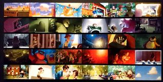 Χαρακτήρες του Toy Story στοκ φωτογραφία με δικαίωμα ελεύθερης χρήσης