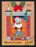 Χαρακτήρες Walt Disney παπιών του Donald στοκ εικόνες με δικαίωμα ελεύθερης χρήσης