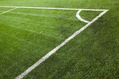 Χαρακτηρισμός γωνιών αθλητικών τομέων στοκ εικόνες με δικαίωμα ελεύθερης χρήσης
