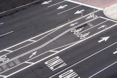 Χαρακτηρισμός οδικής επιφάνειας Στοκ φωτογραφία με δικαίωμα ελεύθερης χρήσης