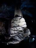 Χαρακτηριστικά γνωρίσματα καρστ σπηλιών Στοκ φωτογραφία με δικαίωμα ελεύθερης χρήσης
