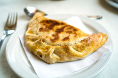 Χαρακτηριστικά της Χιλής τρόφιμα Στοκ εικόνα με δικαίωμα ελεύθερης χρήσης
