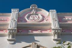 Χαρακτηριστική αρχιτεκτονική του Αλγκάρβε Στοκ Εικόνες